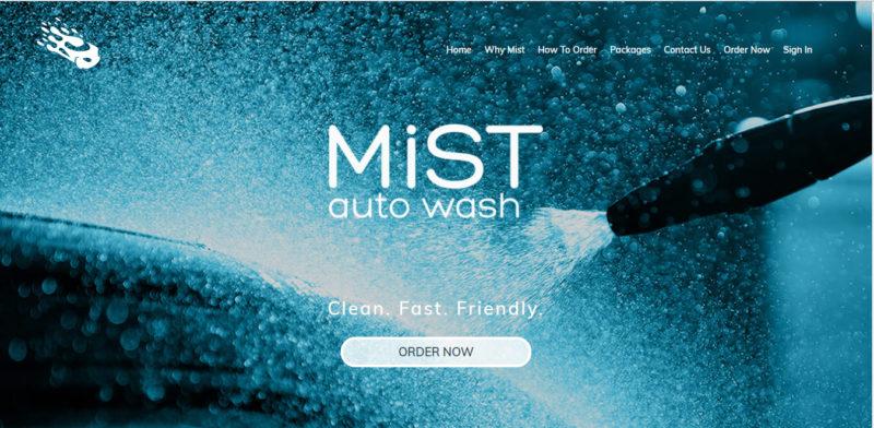 Mist Auto Wash