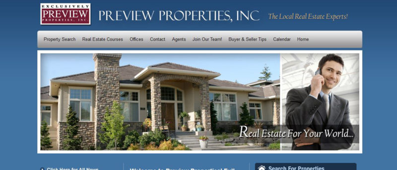 Preview Properties Inc.