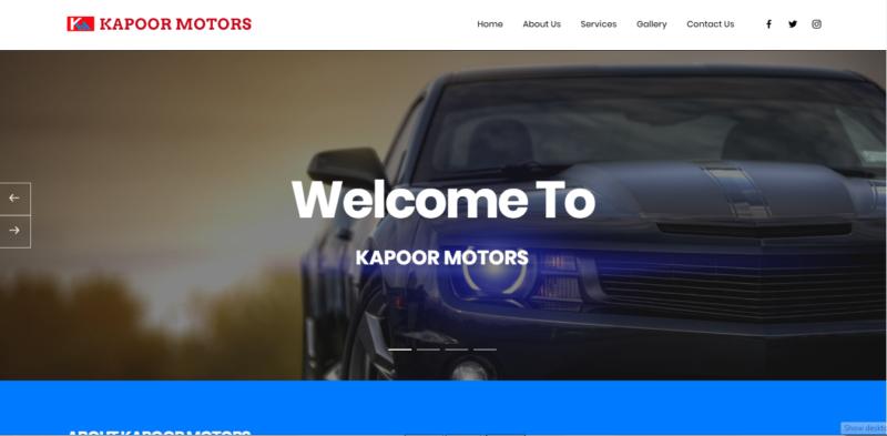 Kapoor Motors